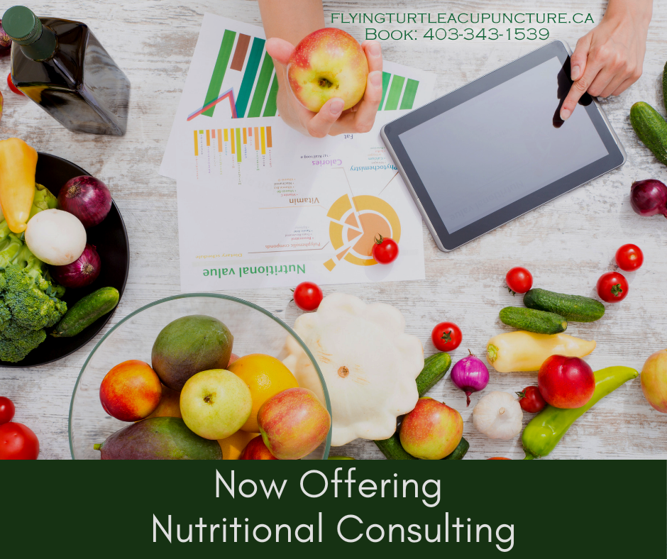 Nutritional Consulting Red Deer - Flying Turtle