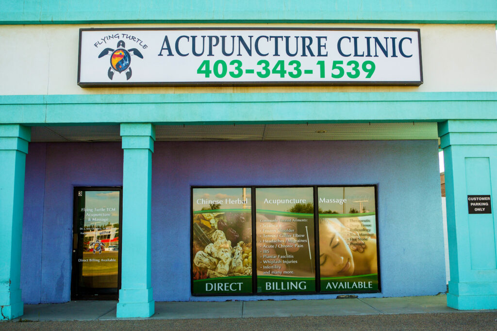 red deer acupuncture services for treating chronic pain