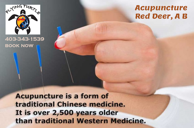 Flying Turtle Acupuncture TCM Red Deer AB